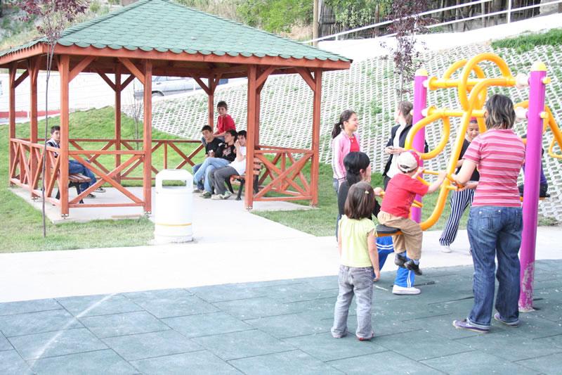 Namık Kemal Mahallesi Parkı
