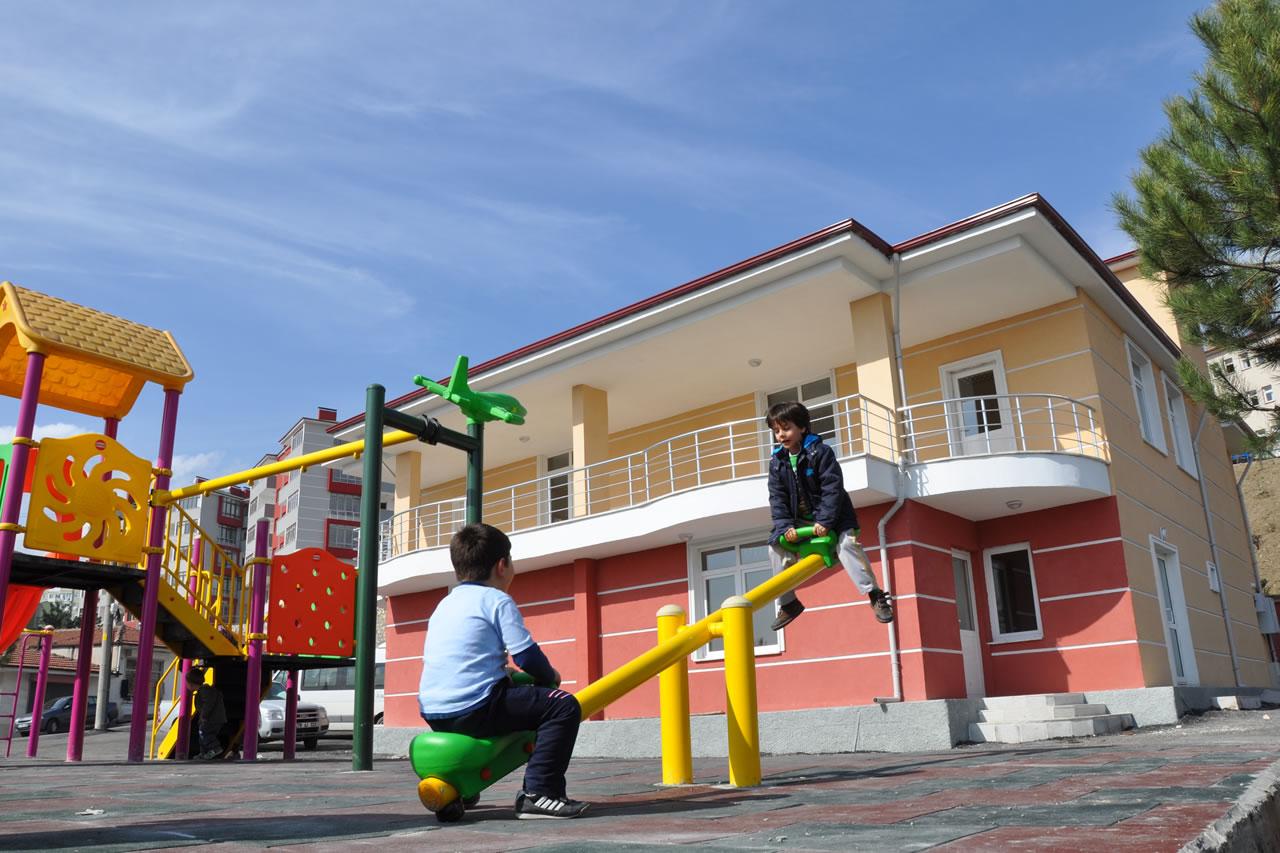 5000 Evler Bahçelievler - 75. Yıl Mahallesi Sosyal Yaşam Merkezi