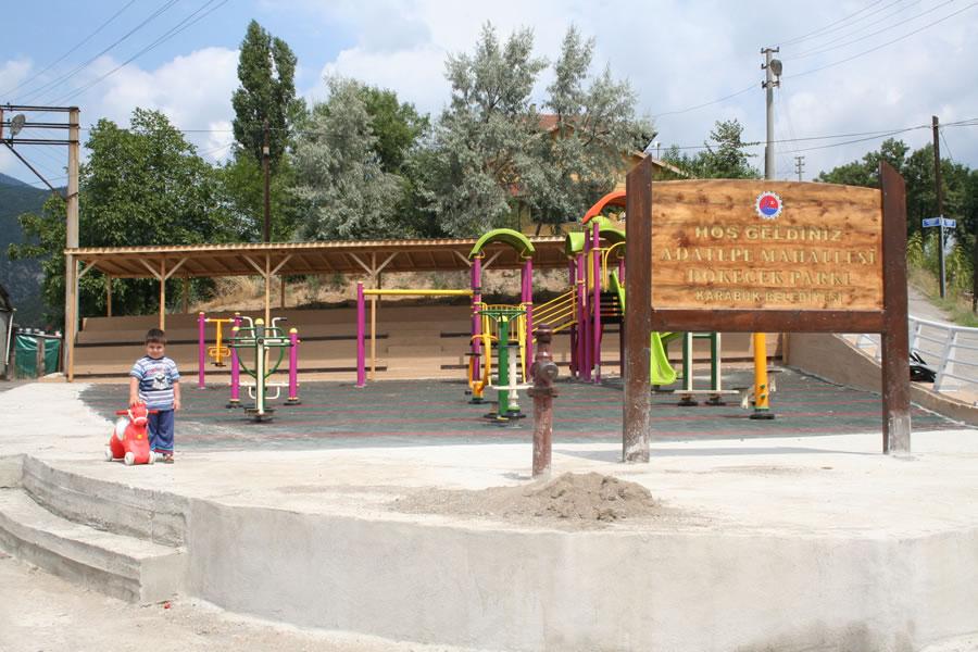 Dökecek Parkı (Adatepe Mahallesi)