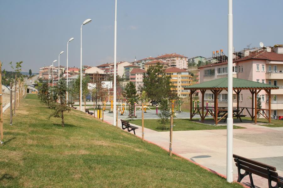Sağlık Parkı (100. Yıl Mahallesi)