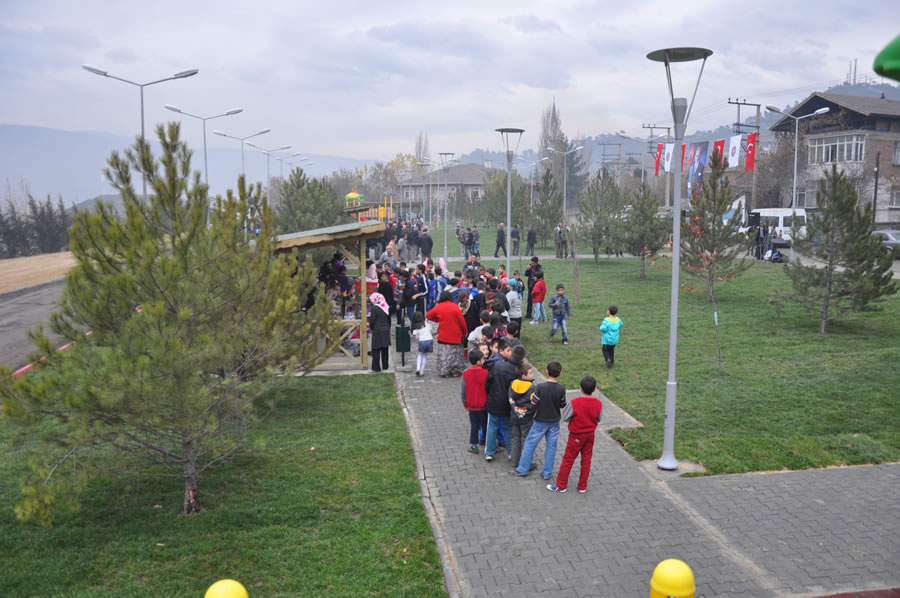 Karabük Mahallesi 50. Yıl Parkı
