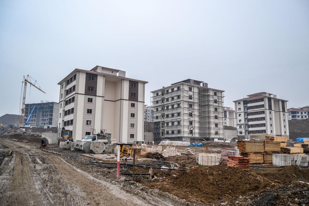 TOKİ Emekli Evleri Projesi Yer Tahsisi