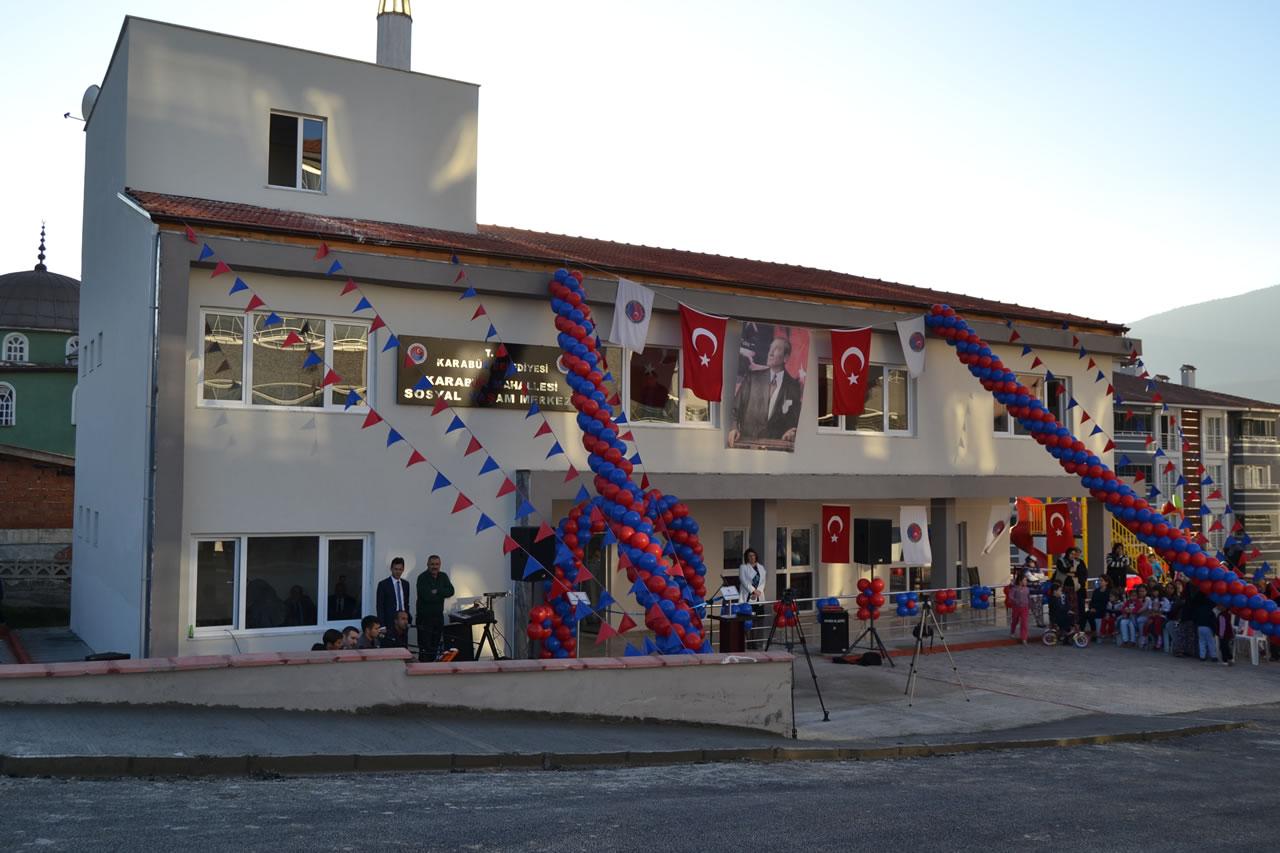 Karabük Mahallesi Bahçelievler Sosyal Yaşam Merkezi