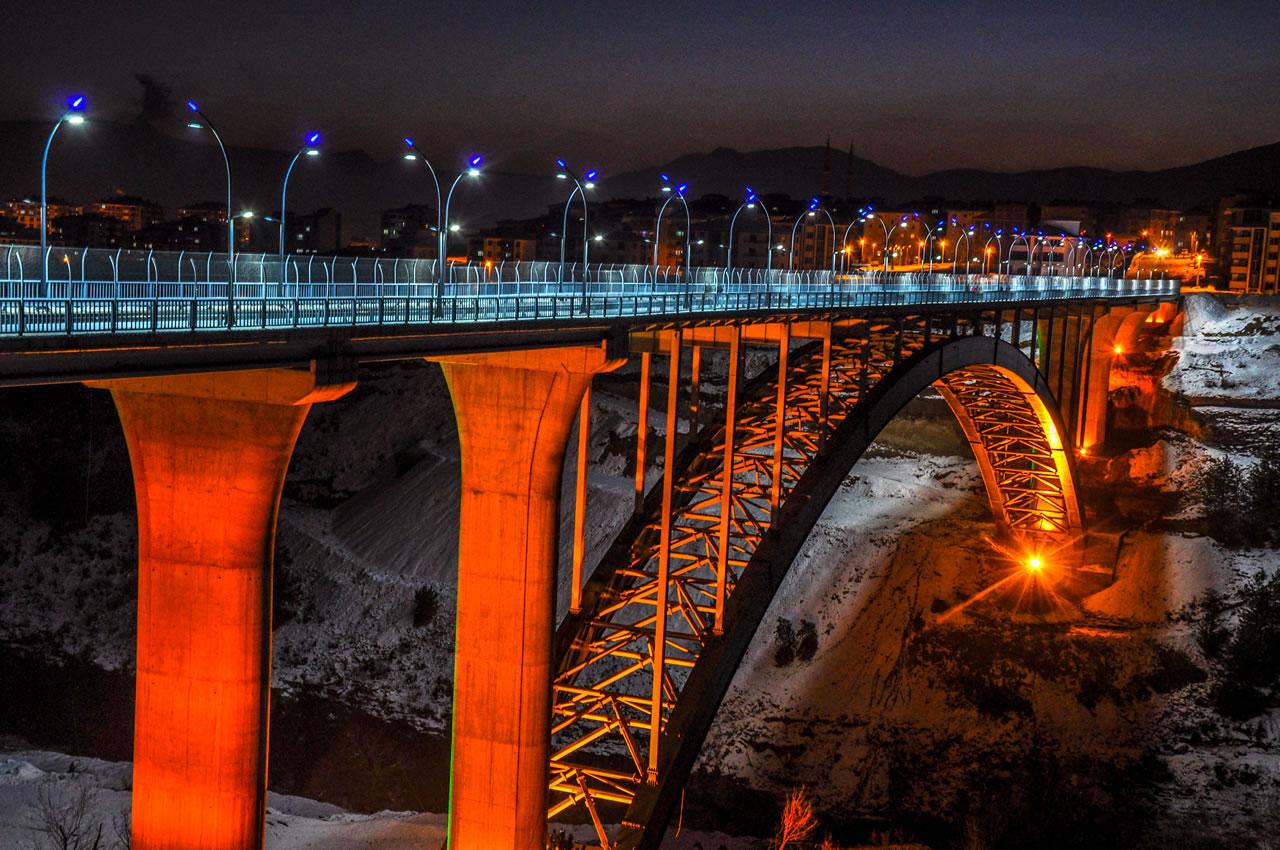 Kanyon Köprü Projesi