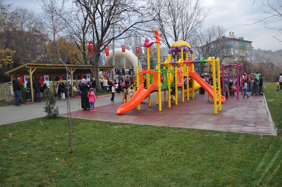 Kurtuluş Mahallesi Şehit Yılmaz Korkut Parkı