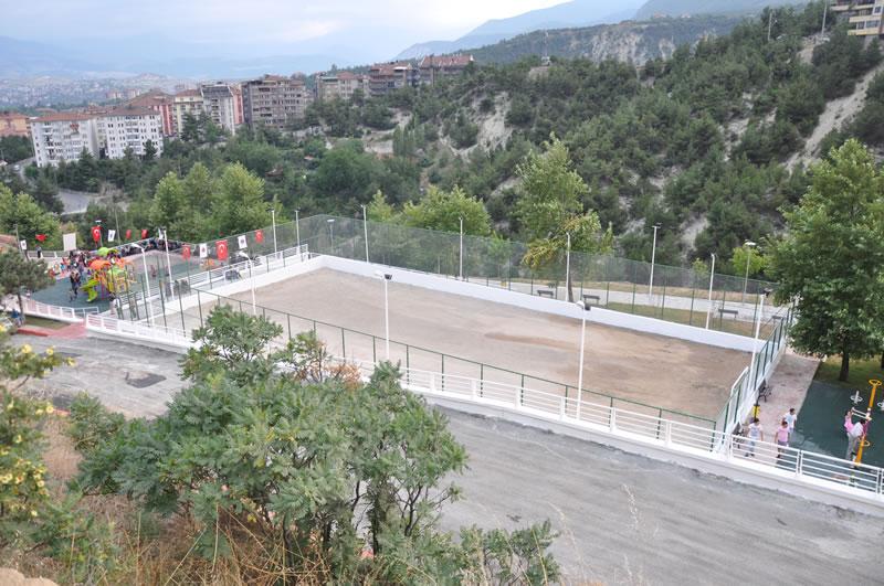 Şehit Kmd. Er Cemalettin Karagözoğlu Parkı