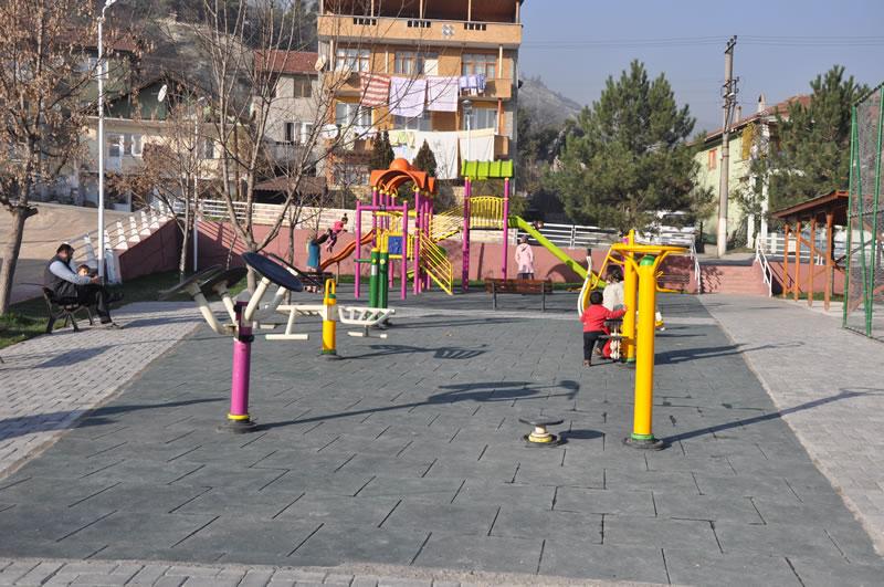 Makasbaşı Parkı (Yeni Mahalle)