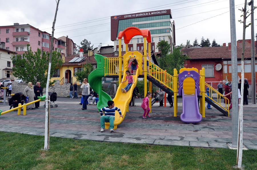 5000 Evler Somuncu Baba Parkı