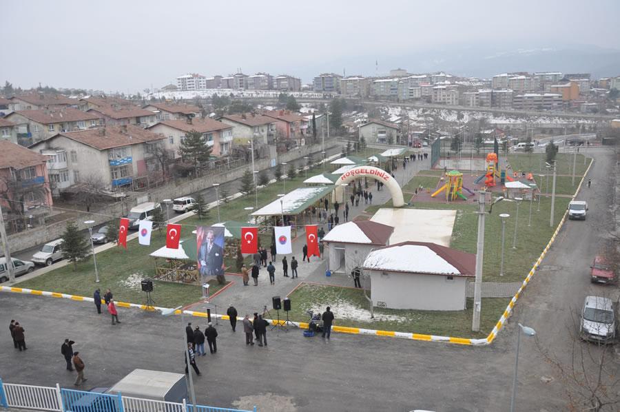 5000 Evler Fatih Parkı