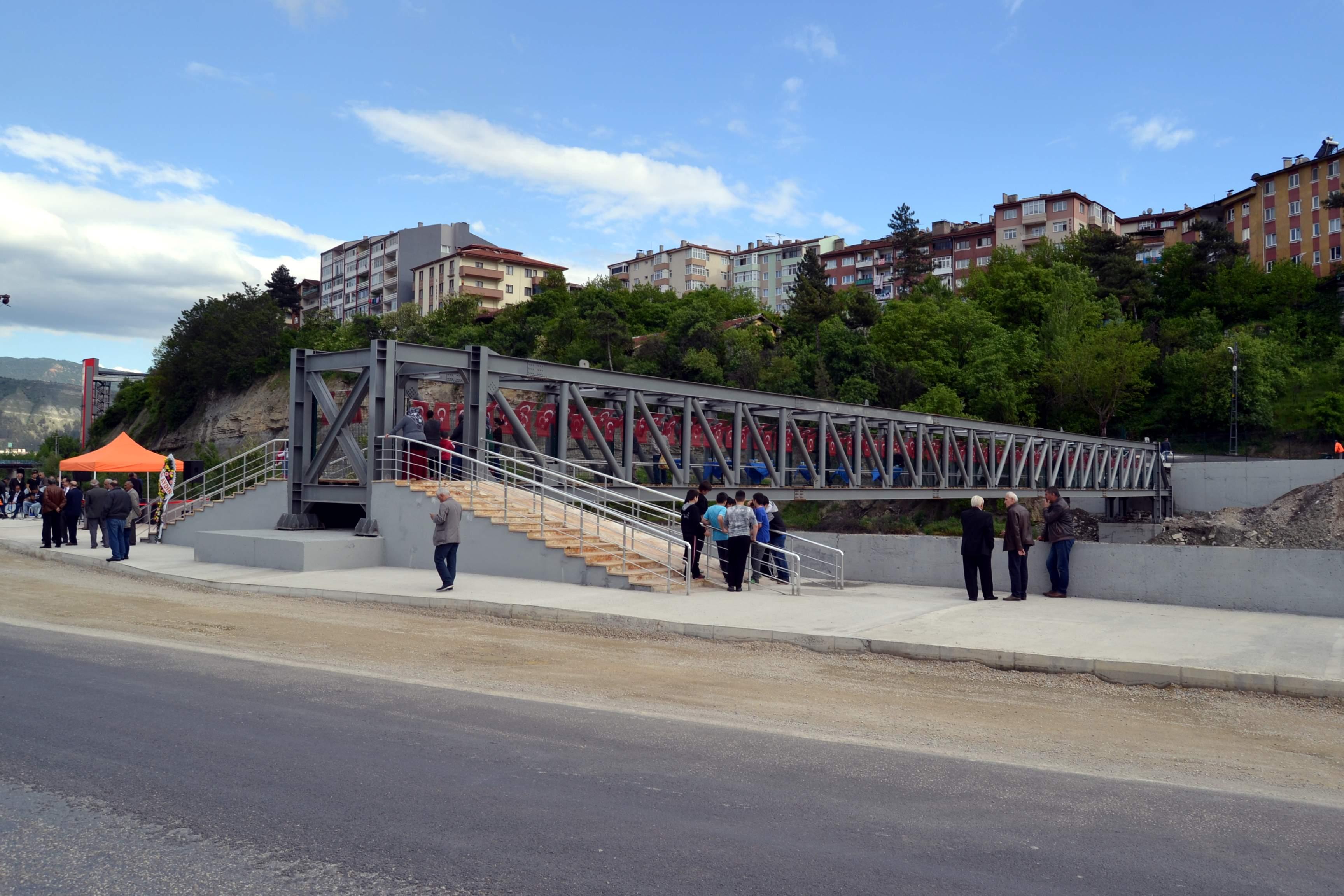 Kayabaşı Mahallesi - Bağ-Essan Arası Köprü Projesi