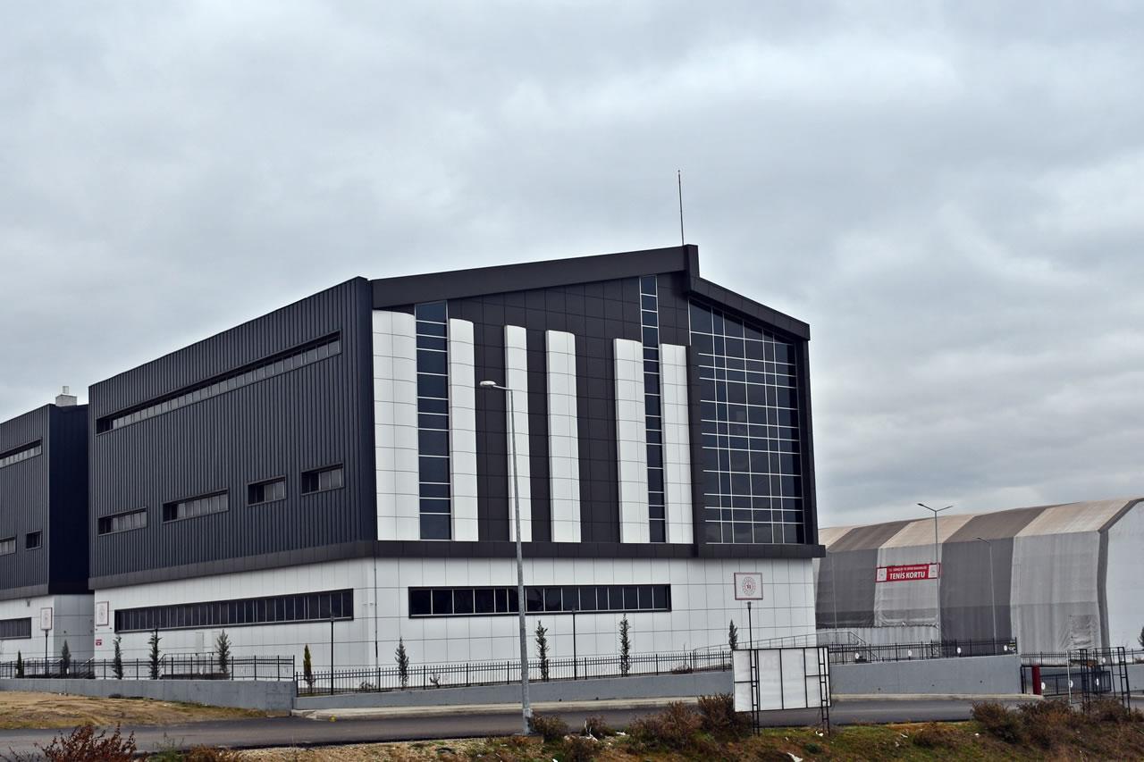 Sporcu Fabrikası Projesi