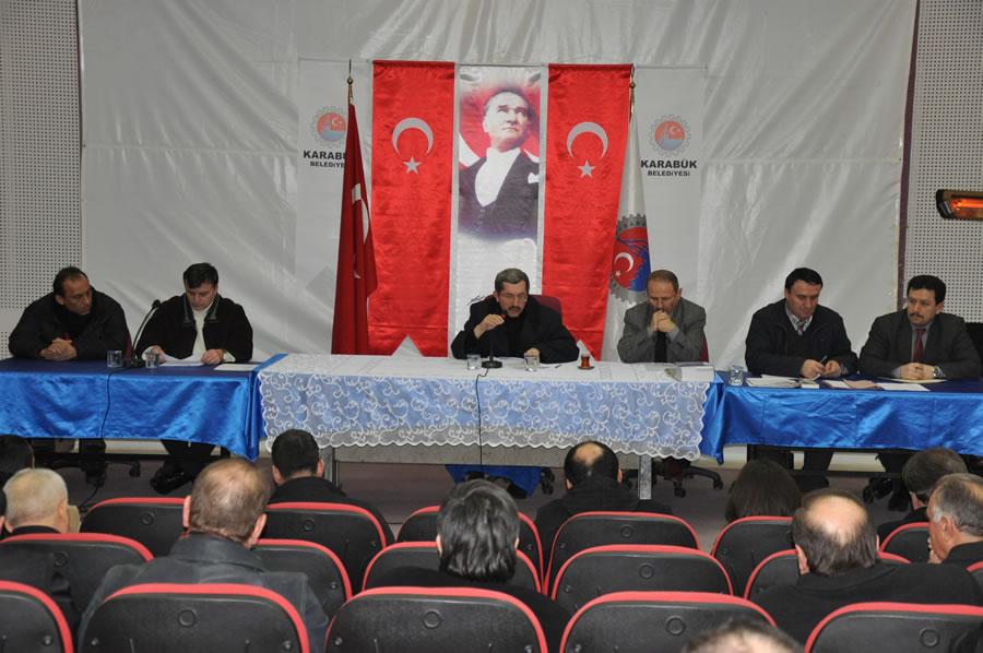 Belediye Meclisi Toplantıları