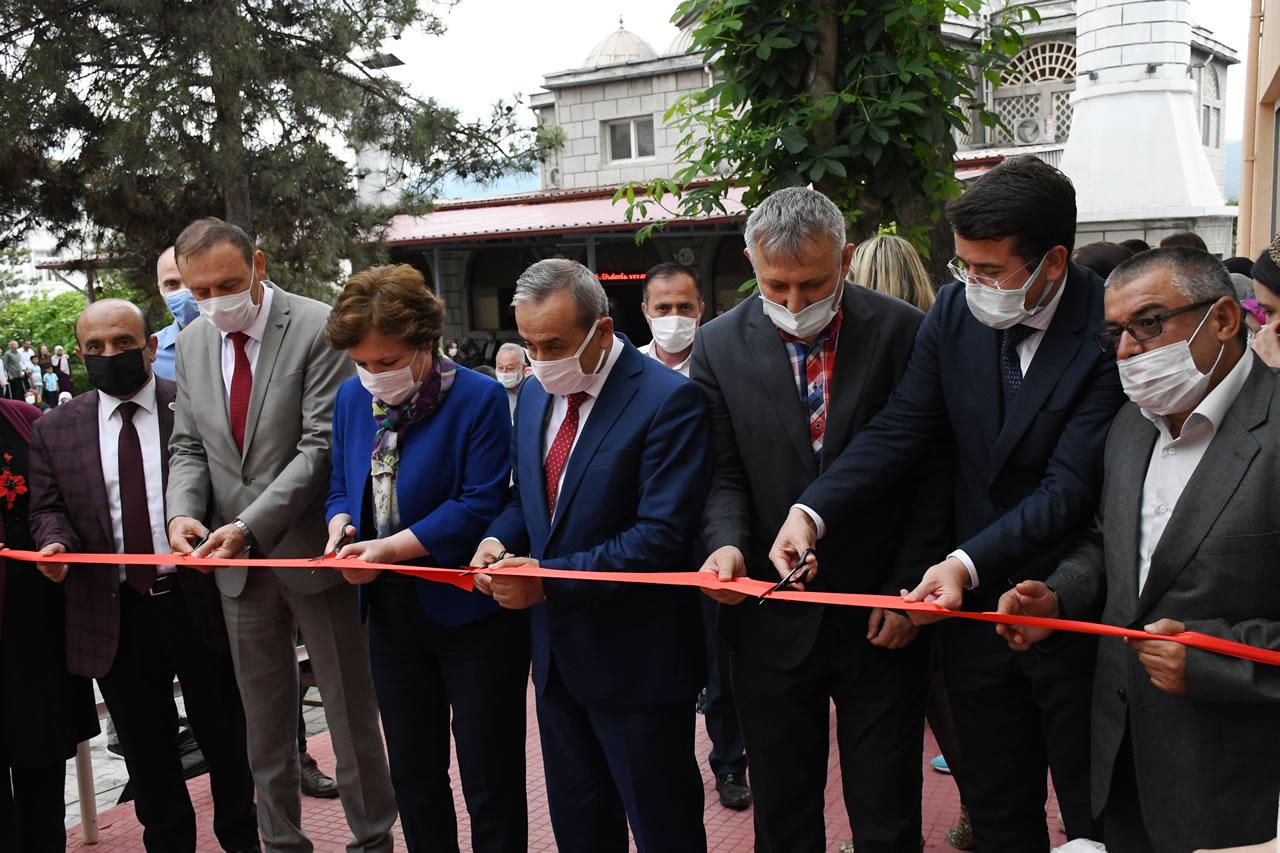 Hayat Boyu Öğrenme Haftası Etkinlikleri 5000 Evler Cumhuriyet Mahallesinde Devam Etti
