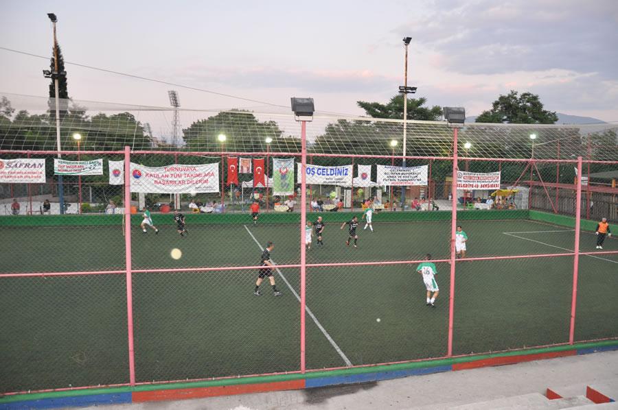 Ali İrfan Büyükbaş Futbol Turnuvası (2011)