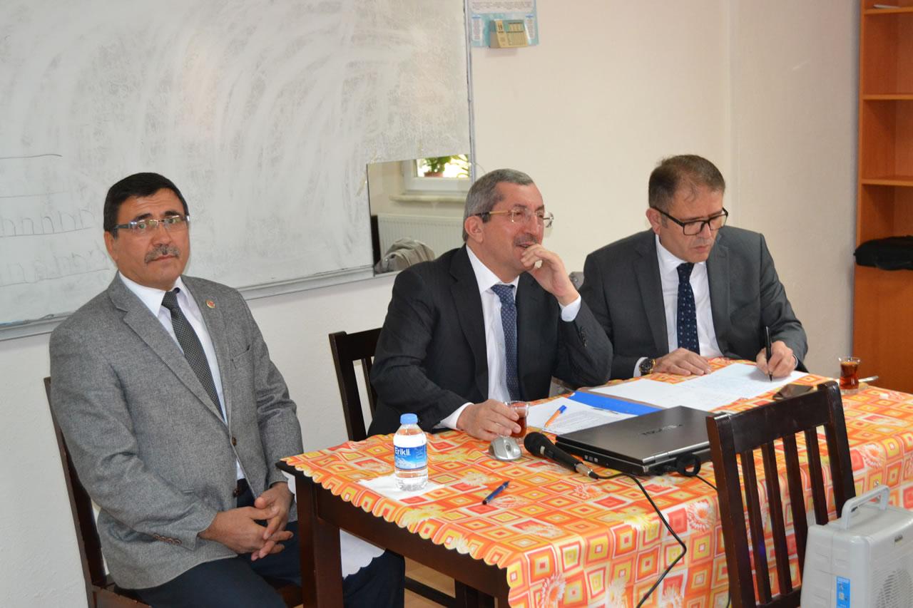 Gezici Başkanlık Ofisi Uygulaması 5000 Evler Bahçelievler Mahallesi ile Başladı