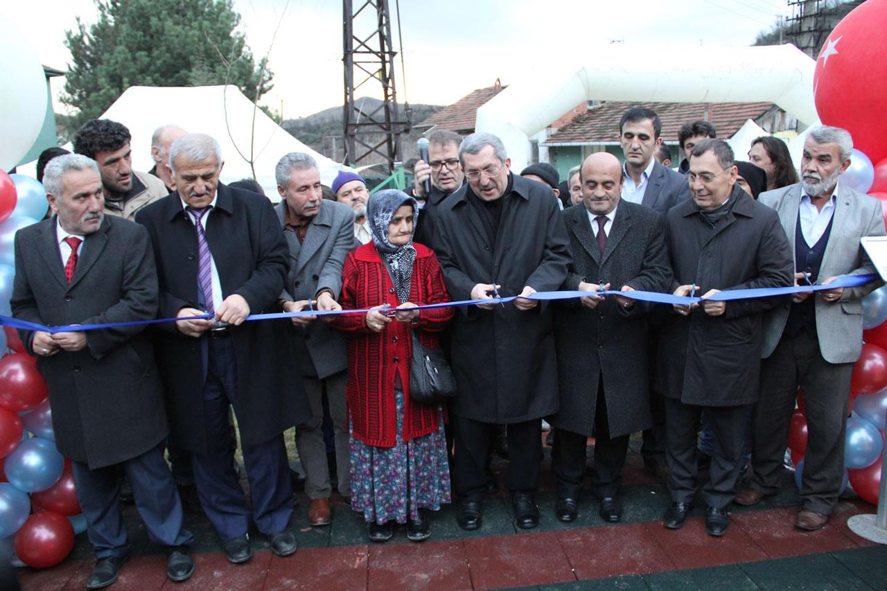117. Park Yeni Mahalle'de Hizmete Açıldı