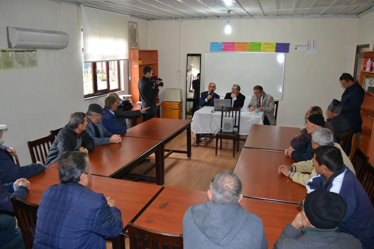 Gezici Başkanlık Ofisi Uygulaması Fatih Mahallesi ile Devam Etti
