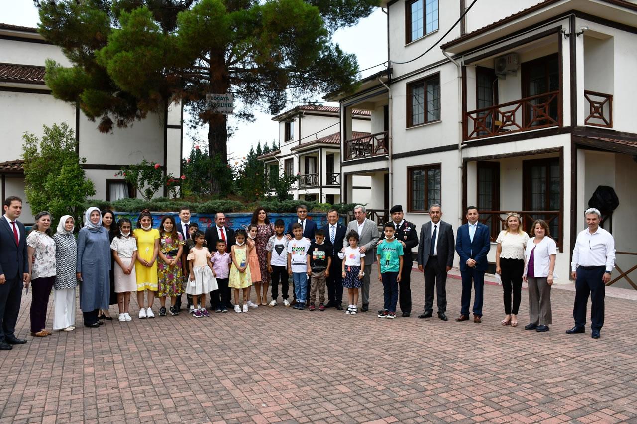 Başkan Vergili'den Bayram Ziyaretleri