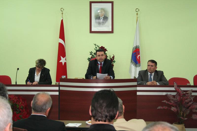 Kent Konseyi Toplantıları